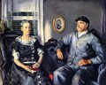 Mr And Mrs Phillip Wise - George Wesley Bellows