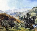Mountain Orchard - George Wesley Bellows