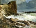 Gull Rock And Whitehead - George Wesley Bellows