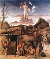 Resurrection of Christ 1475-79 - Giovanni Bellini