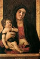 Madonna with Child c. 1475 - Giovanni Bellini