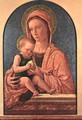 Madonna and Child 1460-64 - Giovanni Bellini