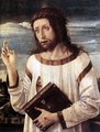 Blessing Christ c. 1460 - Giovanni Bellini