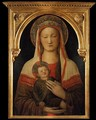 Madonna and Child 1450 - Jacopo Bellini