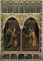 Annunciation 1444 - Jacopo Bellini