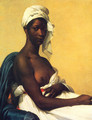 Portrait of a Negress 1800 - Marie-Guillemine Benoist