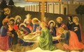 Lamentation over the Dead Christ, 1436 - Angelico Fra