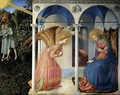 The Annunciation 1430 - Angelico Fra