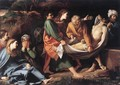 The Entombment of Christ c. 1610 - Sisto Badalocchio