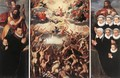 The Last Judgement c. 1580 (140 x 52 cm -each wings) - Jacob De Backer