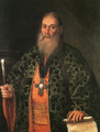 Portrait of Father Fyodor Dubyansky, 1761 - Aleksei Antropov