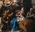 Adoration of the Shepherds 1621-23 - Marcantonio Bassetti