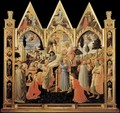 Deposition from the Cross (Pala di Santa Trinità) 1437 - Angelico Fra