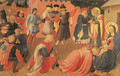 Adoration of the Magi 1433 - Angelico Fra