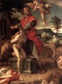The Sacrifice of Abraham 1527 - Andrea Del Sarto