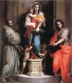 Madonna of the Harpies 1517 - Andrea Del Sarto