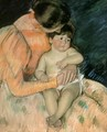 Mother And Child3 - Mary Cassatt