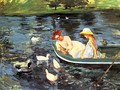 Summertime2 - Mary Cassatt