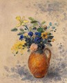 Vase Of Flowers4 - Odilon Redon