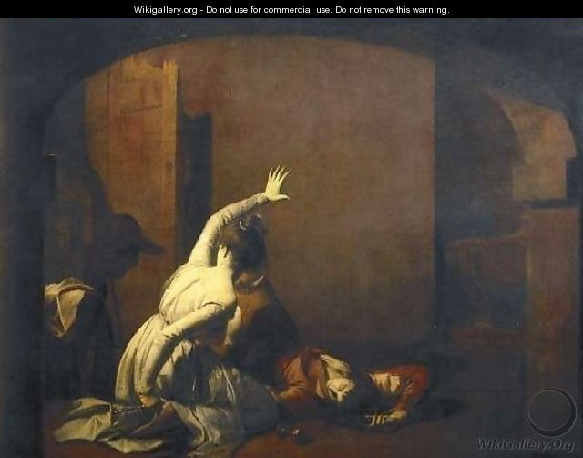 Romeo And Juliet - Josepf Wright Of Derby