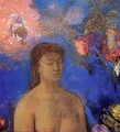 Closed Eyes4 - Odilon Redon