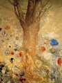 Buddah In His Youth - Odilon Redon