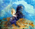 Brunhild Aka The Valkyrie - Odilon Redon