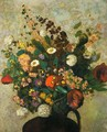 Bouquet Of Flowers3 - Odilon Redon