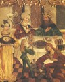 Herod's Feast - Unknown Painter