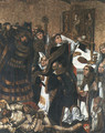Slaying of St. Stanislaus - Unknown Painter