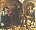 Accusation of a Patrician of Stealing Church Property -  Unknown Painter