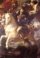 St. George On Horseback 1658 - Mattia Preti