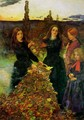 Autumn Leaves - Sir John Everett Millais