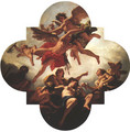 Punishment of Cupid - Sebastiano Ricci