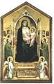 Madonna Enthroned (All Saints