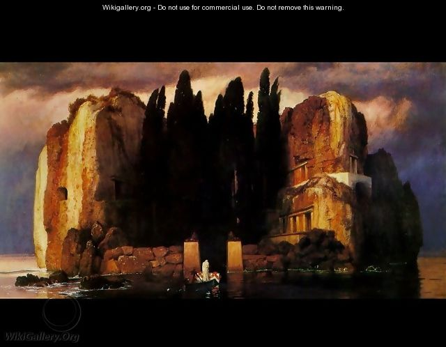 Isle of the Dead - Arnold Böcklin