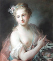 Nymph from Apollo's Retinue - Rosalba Carriera