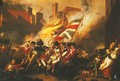Death of Major Peirson - John Singleton Copley