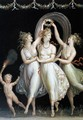 Three Graces Dancing (Le tre Grazie danzanti) - Antonio Canova