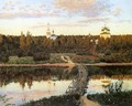 The Quiet Abode 1890 - Isaak Ilyich Levitan