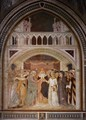 The Betrothal of the Virgin 1360s - Lippo Di Vanni