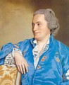 Portrait of Isaac-Louis de Thellusson 1760 - Etienne Liotard
