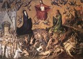 The Last Judgment c. 1435 - Stefan Lochner