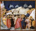 The Capture of Christ c. 1320 - Pietro Lorenzetti