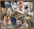 Entry of Christ into Jerusalem c. 1320 - Pietro Lorenzetti