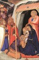 Adoration of the Magi c. 1340 - Pietro Lorenzetti