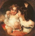 The Calmady Children 1824 - Sir Thomas Lawrence