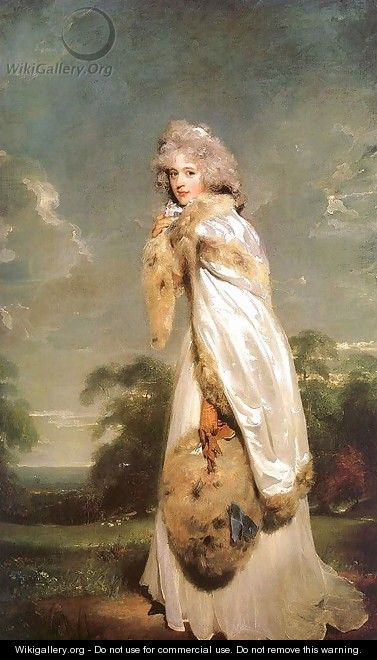Elisabeth Farren, Later Countess of Derby - Sir Thomas Lawrence