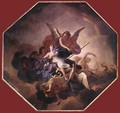 The Triumph of Faith 1658-60 - Charles Le Brun