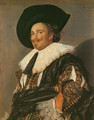 The Laughing Cavalier 1624 - Frans Hals